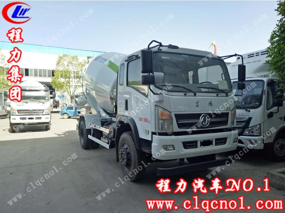 东风Z16混凝土搅拌运输车(国五)